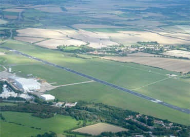 Learn To Fly with Anglian Flight Centres Flying Instructors in Essex