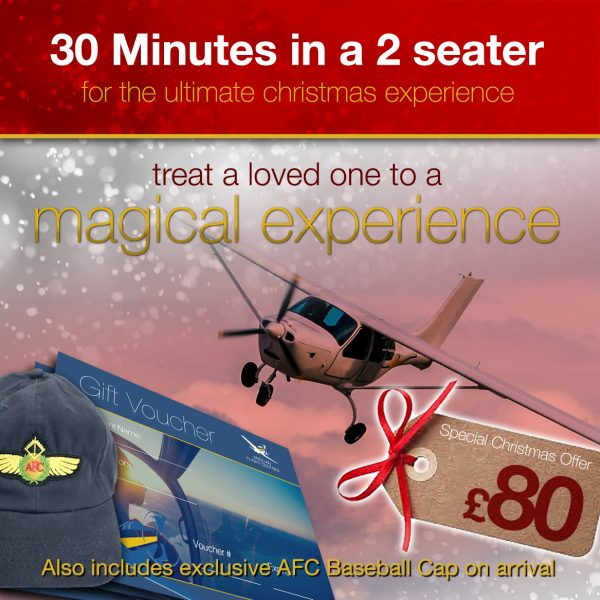 Exclusive Gift Voucher for Christmas, just £80
